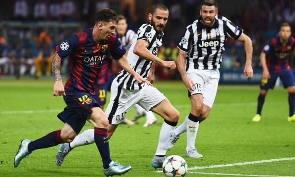 Bóng đá - Juventus vs Barcelona 05h00, ngày 23/07