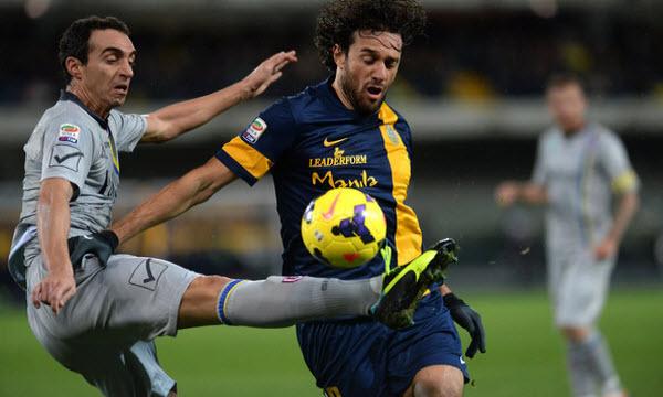 Bóng đá - Chievo vs Hellas Verona 17h30, ngày 22/10