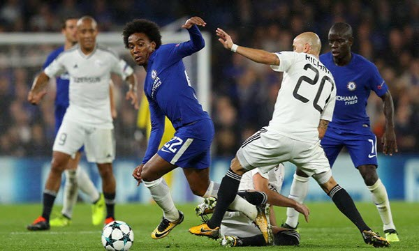 Bóng đá - Qarabag vs Chelsea 00h00, ngày 23/11