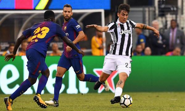 Bóng đá - Juventus vs Barcelona 02h45, ngày 23/11