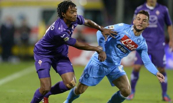 Bóng đá - Fiorentina vs Napoli 02h45, ngày 23/12