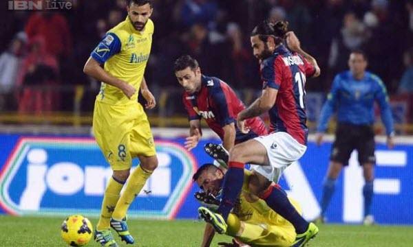Bóng đá - Chievo vs Bologna 00h00, ngày 23/12