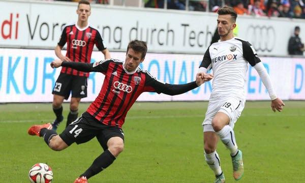 Bóng đá - Ingolstadt 04 vs SV Sandhausen 02h30, ngày 24/01