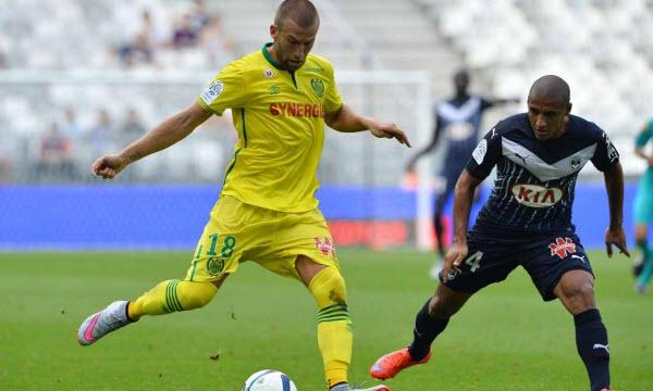 Bóng đá - Nantes vs Auxerre 00h30, ngày 24/01