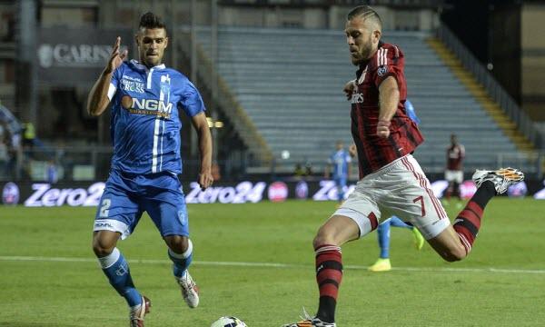 Bóng đá - AC Milan vs Empoli 20h00, ngày 23/04