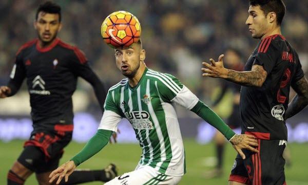 Bóng đá - Celta Vigo vs Real Betis 21h15, ngày 23/04
