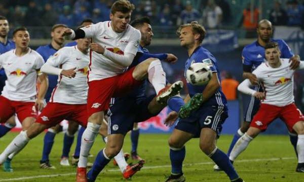 Bóng đá - Schalke 04 vs RB Leipzig 22h30, ngày 23/04