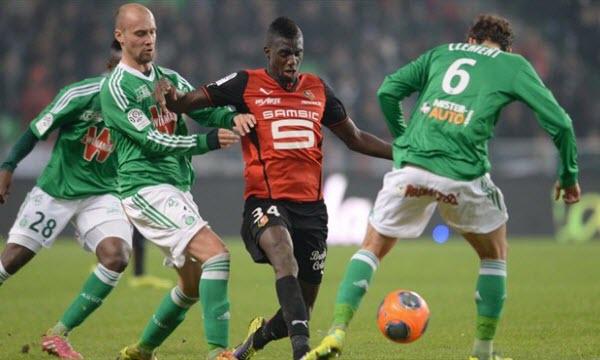 Bóng đá - Saint-Etienne vs Stade Rennais FC 22h00, ngày 23/04