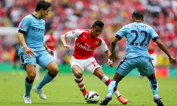 Bóng đá - Arsenal vs Manchester City 21h00, ngày 23/04