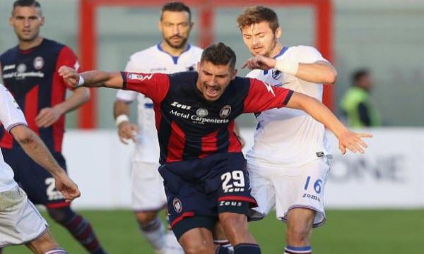 Bóng đá - Sampdoria vs Crotone 20h00, ngày 23/04