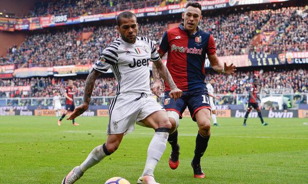 Bóng đá - Juventus vs Genoa 01h45, ngày 24/04