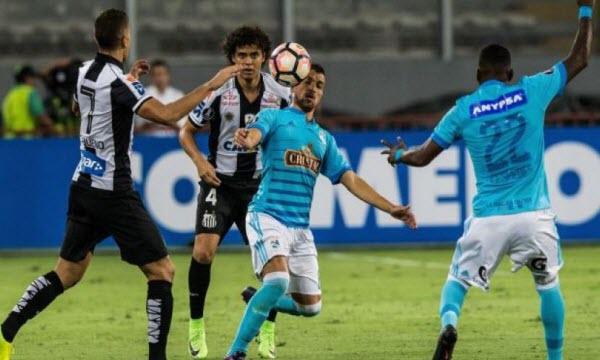 Bóng đá - Santos vs Sporting Cristal 07h45, ngày 24/05