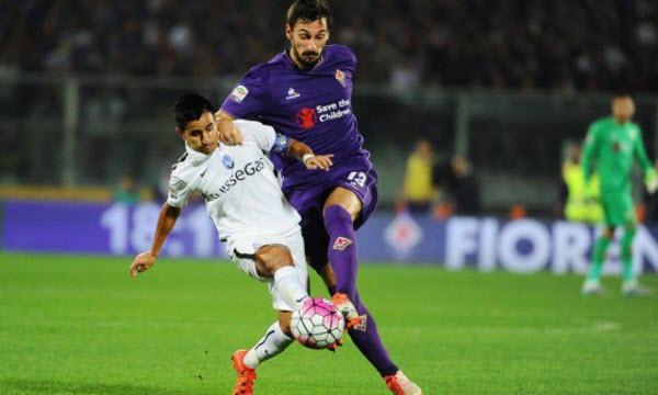 Bóng đá - Cagliari vs Fiorentina 20h00, ngày 23/10