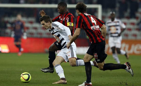 Bóng đá - Metz vs Nice 22h00, ngày 23/10