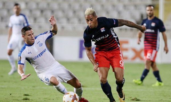 Bóng đá - Lyon vs Apollon Limassol FC 03h05, ngày 24/11