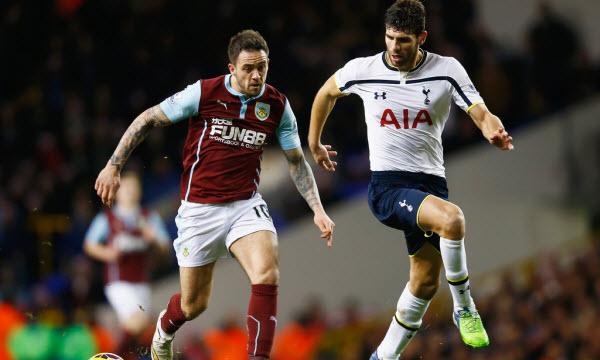Bóng đá - Burnley vs Tottenham Hotspur 00h30, ngày 24/12