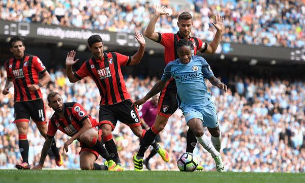 Bóng đá - Manchester City vs AFC Bournemouth 22h00, ngày 23/12