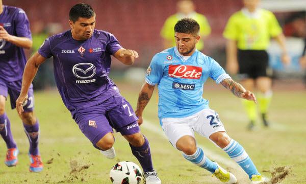 Bóng đá - Napoli vs Fiorentina 02h45, ngày 25/01