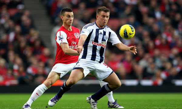 Bóng đá - Arsenal vs West Bromwich 21h00, ngày 24/05