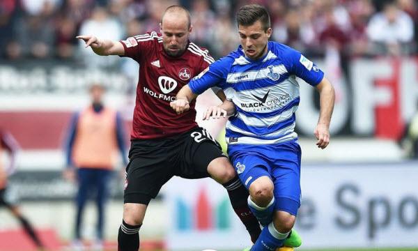 Bóng đá - MSV Duisburg vs Wurzburger Kickers 00h10, ngày 25/05