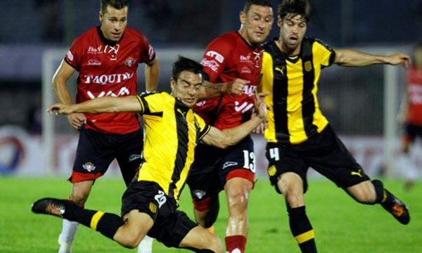 Bóng đá - CA Penarol vs Jorge Wilstermann 07h45, ngày 25/05