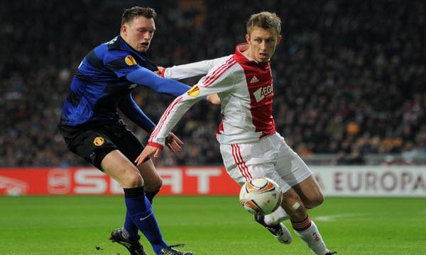 Bóng đá - Ajax Amsterdam vs Manchester United 01h45, ngày 25/05