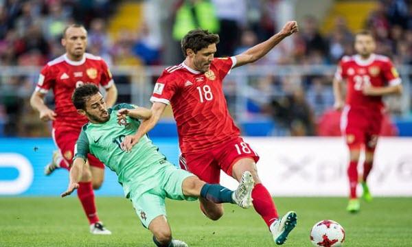 Bóng đá - Nga vs Mexico 22h00, ngày 24/06