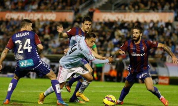 Bóng đá - Eibar vs Celta Vigo 23h30, ngày 24/09