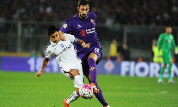 Bóng đá - Fiorentina vs Atalanta 01h45, ngày 25/09
