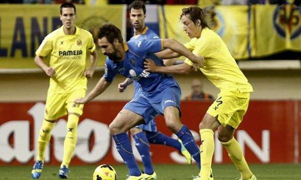Bóng đá - Getafe vs Villarreal 21h15, ngày 24/09