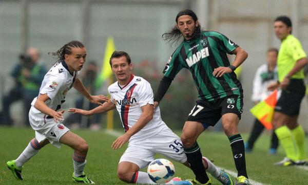 Bóng đá - US Sassuolo Calcio vs Bologna 22h59, ngày 24/09