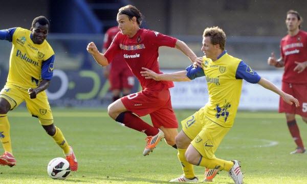 Bóng đá - Cagliari vs Chievo 20h00, ngày 24/09