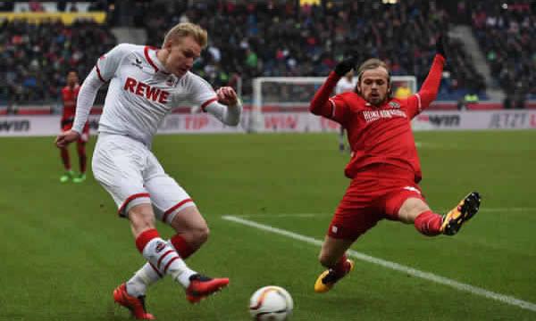 Bóng đá - Hannover 96 vs Koln 20h30, ngày 24/09