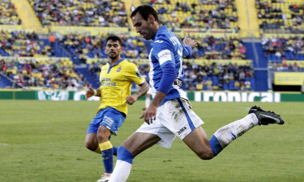 Bóng đá - Las Palmas vs Leganes 23h30, ngày 24/09
