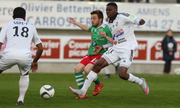 Bóng đá - Amiens vs Red Star 93 01h30, ngày 25/10