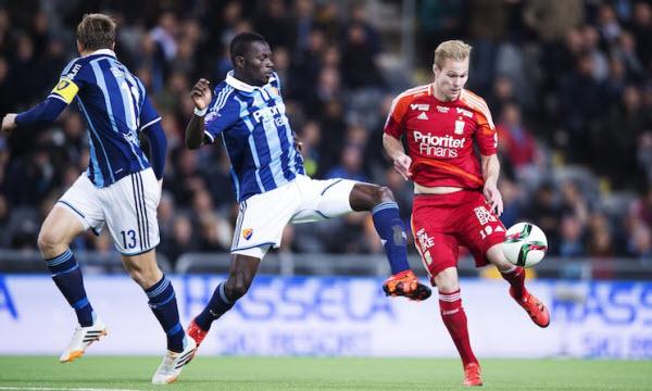 Bóng đá - IFK Goteborg vs AIK Solna 00h00, ngày 25/10