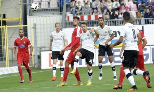 Bóng đá - SV Sandhausen vs Heidenheimer 00h30, ngày 25/11
