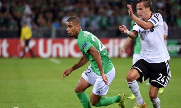 Bóng đá - Saint-Etienne vs Strasbourg 02h45, ngày 25/11