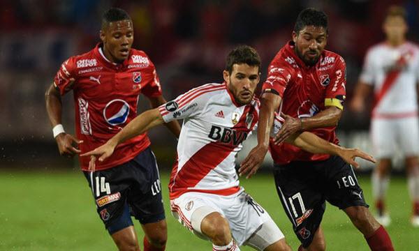 Bóng đá - River Plate vs Dep.Independiente Medellin 05h30, ngày 26/05