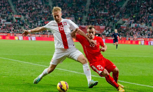 Bóng đá - Thụy Sỹ vs Ba Lan 20h00, ngày 25/06
