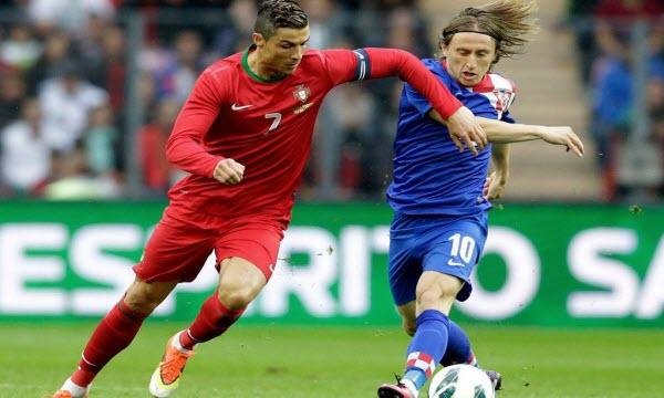 Bóng đá - Thông tin trước trận: Croatia vs Bồ Đào Nha