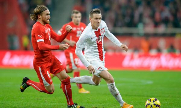Bóng đá - Thông tin trước trận: Thụy Sỹ vs Ba Lan