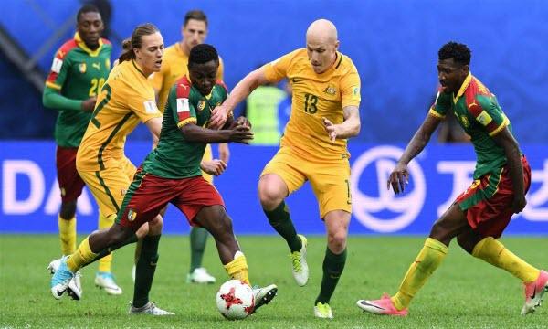 Bóng đá - Đức vs Cameroon 22h00, ngày 25/06