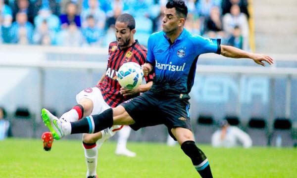 Bóng đá - Gremio (RS) vs Corinthians Paulista (SP) 02h00, ngày 26/06