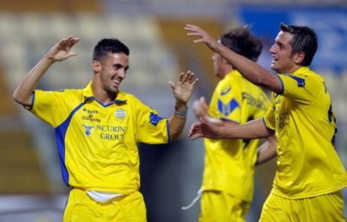 Bóng đá - 01h45 ngày 26/9: A.S. Varese - Hellas Verona