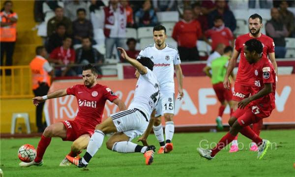 Bóng đá - Antalyaspor vs Osmanlispor 00h00, ngày 26/09