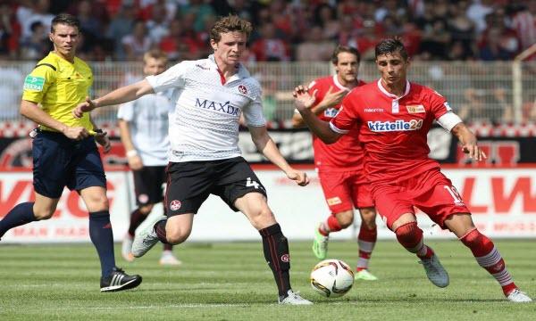 Bóng đá - Union Berlin vs Kaiserslautern 01h30, ngày 26/09