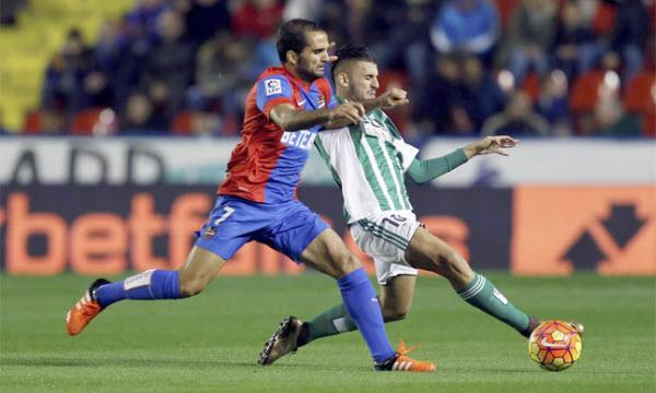 Bóng đá - Real Betis vs Levante 02h00, ngày 26/09