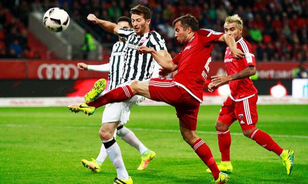 Bóng đá - Eintr. Frankfurt vs Ingolstadt 04 01h45, ngày 26/10