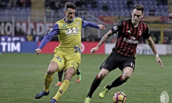 Bóng đá - Chievo vs AC Milan 01h45, ngày 26/10